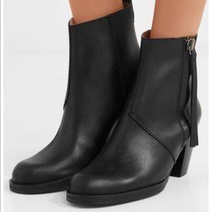 Acne Pistol Boots Black